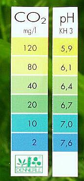 Indikasi CO2 terlarut