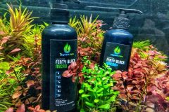Agen Pupuk Cair Aquascape Makro Mikro Ferty Black