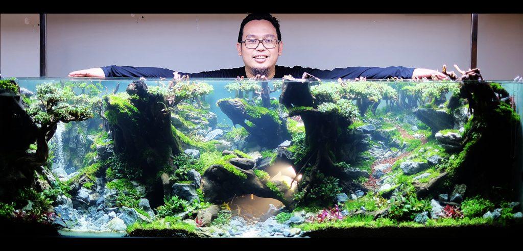 aquascape indonesia